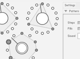 Euclidean patterns app screenshot